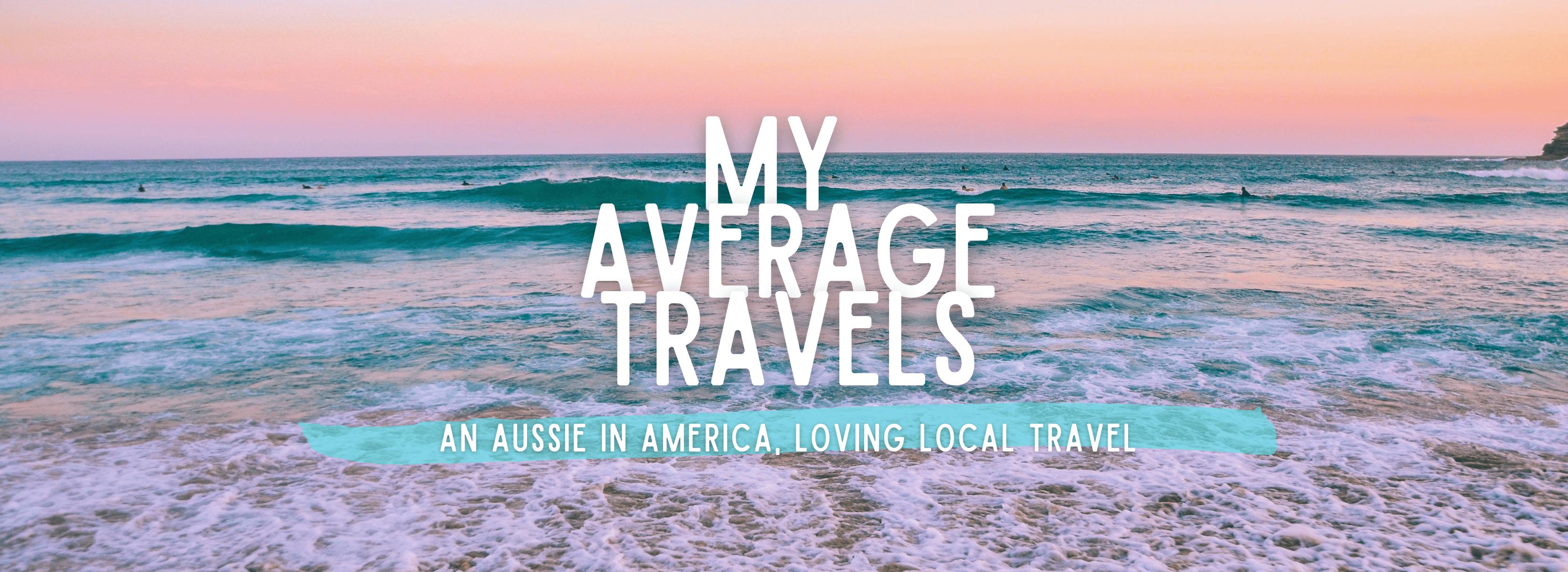 My Average Travels